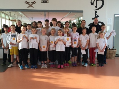 Kinderprüfung in Wesel